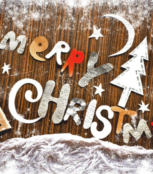 Moonenglish os desea una feliz navidad